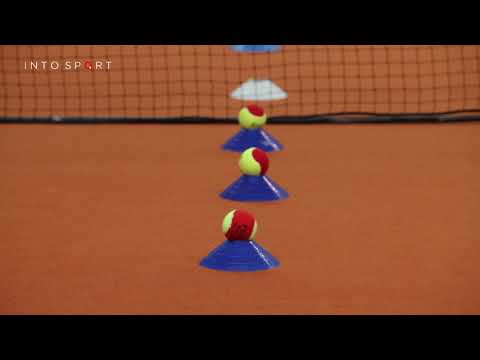 Tennis Coaching For Kids: Coordination & Agility Drill - Switch