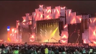 Drake no Rock In Rio AO VIVO! Veja como foi e reação do público após cancelar transmissão