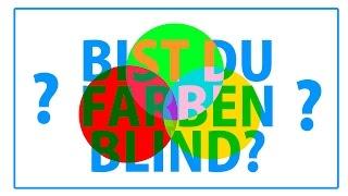 Stroop Test Deutsch | Stroop Effekt | Bist du Farbenblind? | Rätsel