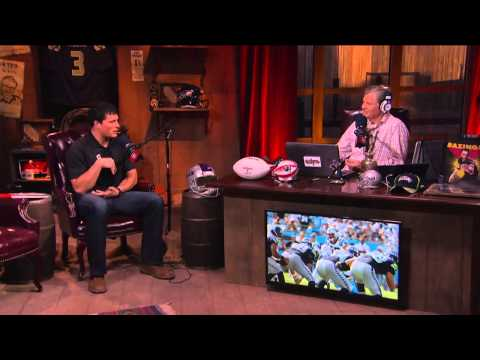 Luke Kuechly on the Dan Patrick Show (Full Interview) 1/28/15
