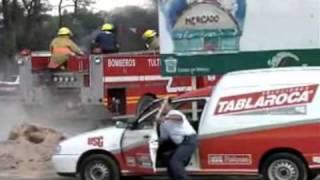 Explosion Tultepec 2005 (Mercado de San Pablito)