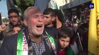 غزة تنتصر للقدس بشهيدين في جمعة الغضب الثانية - (15-12-2017)