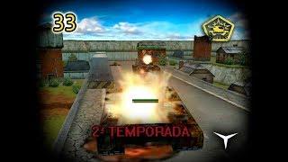 33.Partidaca (Tanki Online - Temporada 2) // Gameplay