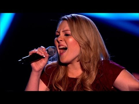 The Voice UK 2013 | Elise Evans sings 'Something's Got A Hold On Me' - Blind Auditions 3 - BBC One