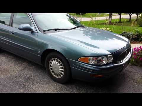 2000 Buick LeSabre: 1-year update and review