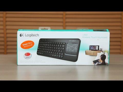 Get Logitech K400 ile akıllı televizyon kontrolü Pics