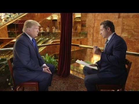 President Trump calls on CNN to fire host Chris Cuomo following ...