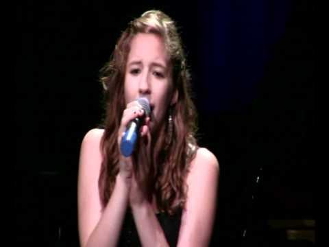 Emeline Vouilloz - Tourner ma page (Jenifer cover) - Solistes 2011