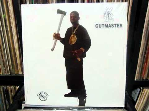 Cutmaster - Back Bone Breaker