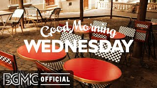 WEDNESDAY MORNING JAZZ: Great Feeling Bossa Nova & Autumn Jazz Music for Good Mood