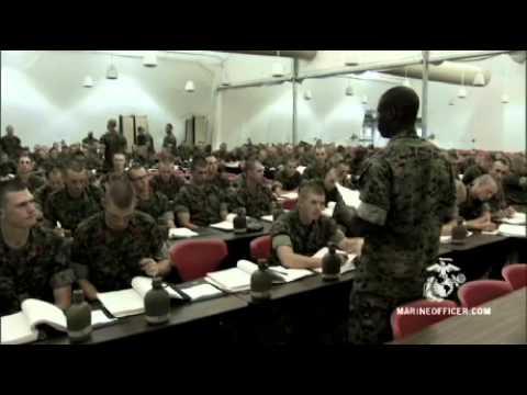 Marine Corps Platoon Leaders Class