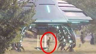 5 Scary Pieces of Evidence that Prove the Existence of Aliens!