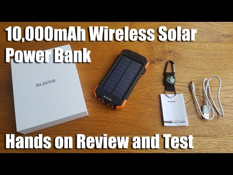 awesome-10000mah-power-bank-with-solar-charger-+-led-light-by-blavor-[hands-on-review-and-test]