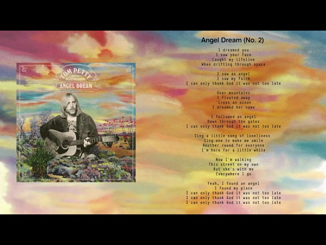 Tom Petty and the Heartbreakers - Angel Dream (N°2)