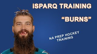 At Home Hockey Training | NA Prep Training | Ep.3 Brent Burns