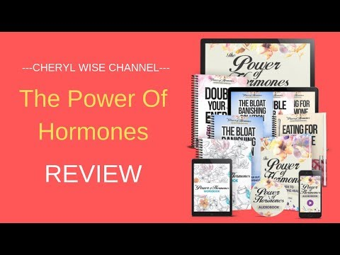 the-power-of-hormones-review-|-don't-buy-it-until-you-watch-this!