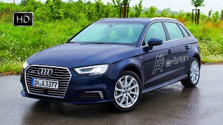 ... sustainably en route: the new audi a3 sportback e-tron plug-in hyb...