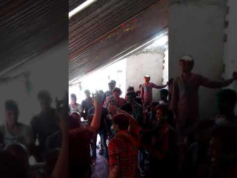 Enguy To Holi  Dhamaka Tikra Barar All Friend S Masti