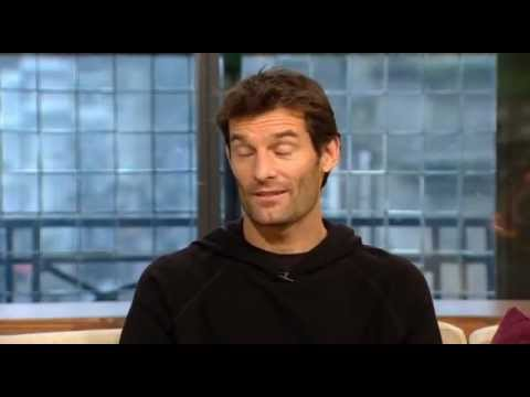 Mark Webber - Something for the Weekend - 1/4 (Interview)