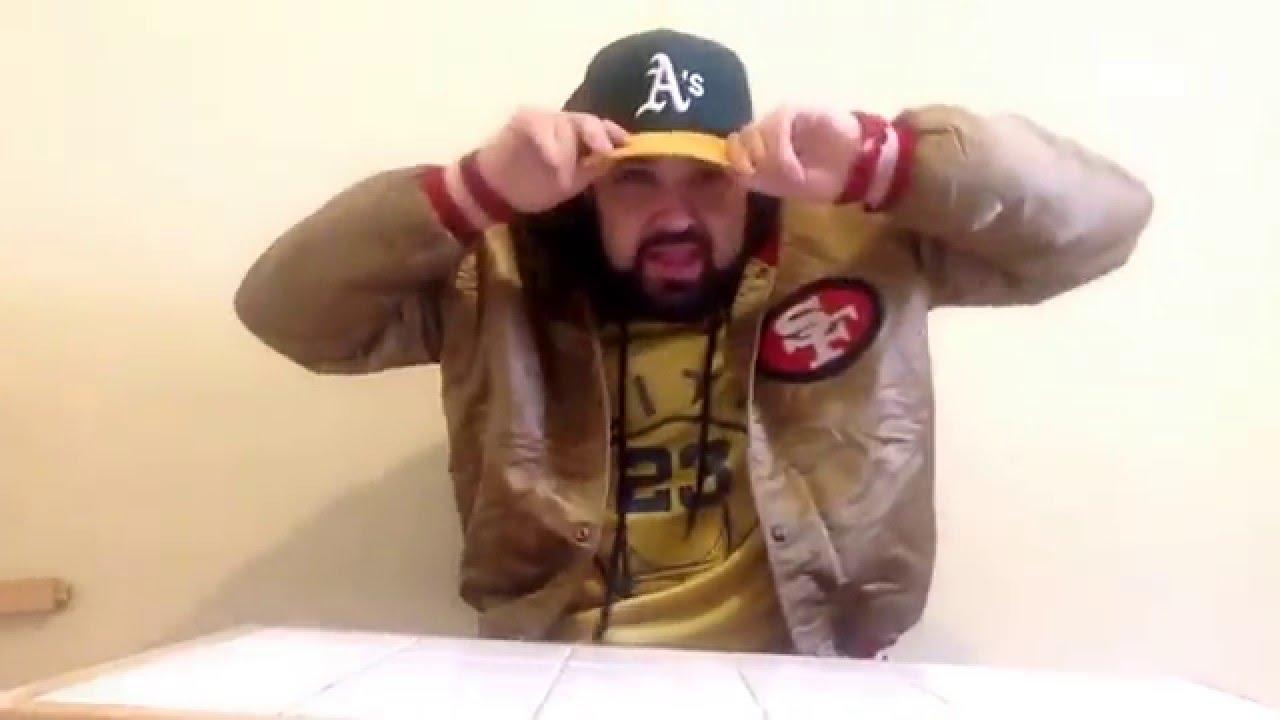 d577334b314 eBay unboxing vintage San Francisco 49ers starter satin jacket  18 NFL  football flame Grail OG - YouTube