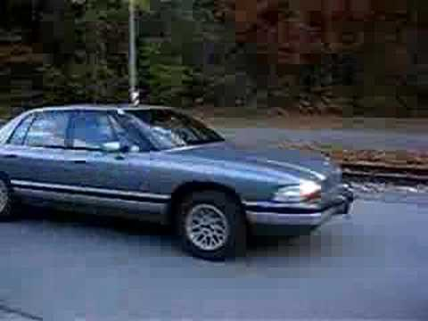 Buick Park Avenue 91 Acceleration Sound Youtube