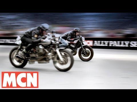 Ally Pally Show & Supersprint 2018 | Motorcyclenews.com