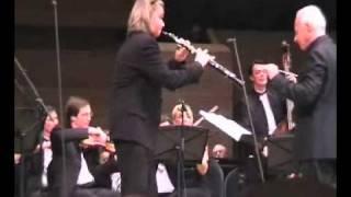 """Antonio Pasculli """"La favorita"""" Concerto for oboe. Oboe - Sergey Finoedov"""