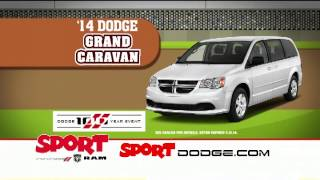 Double Tax Refund or Down Payment - Sport Dodge - NJ Dodge Dealer