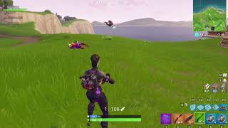 Fortnite is so weird glitch season 6