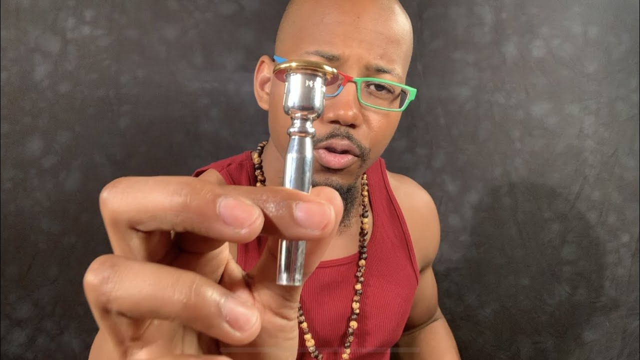 New Trumpet Mouthpiece Test (video)