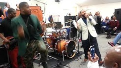 Pastor Tim Rogers and the Fellas- I love to Praise Him