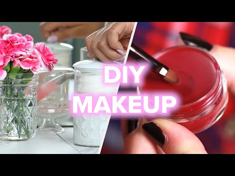 7 Simple And Essential DIY Makeup Hacks