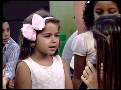 """TIO ULI E OS BONECOS - Ana Paula Valadão canta """"Aos olhos do Pai"""""""