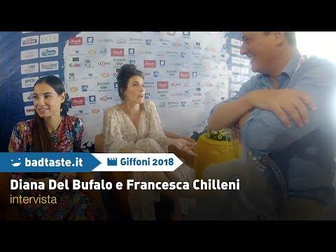 Giffoni 2018: EXCL – Diana Del Bufalo e Francesca Chillemi sulla loro webserie