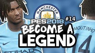 BECOME A LEGEND! #14|PES 2018! |