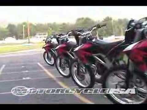 2007 Aprilia RXV Dirt Bike Review