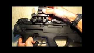 MY MAGPUL PDR Airsoft Upgrade  (Part ONE)