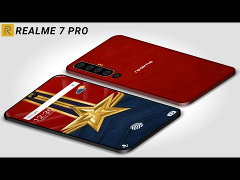 Realme 7 Pro - 5G, 108MP Penta Camera, 12GB RAM, Soc 865+, 6000mAh Battery | Realme 7 Pro