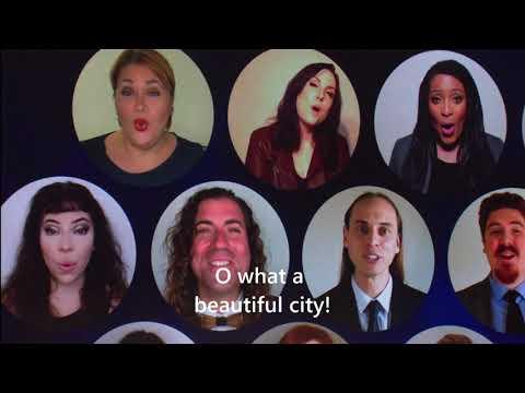"""O! What A Beautiful City"" - Hour Of Power Choir"
