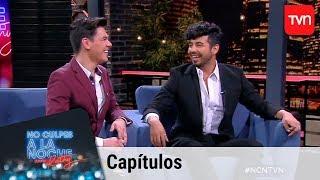Hernán Arcil y Andrei Hadler revelaron secretos de su relación en NCN | No culpes a la noche