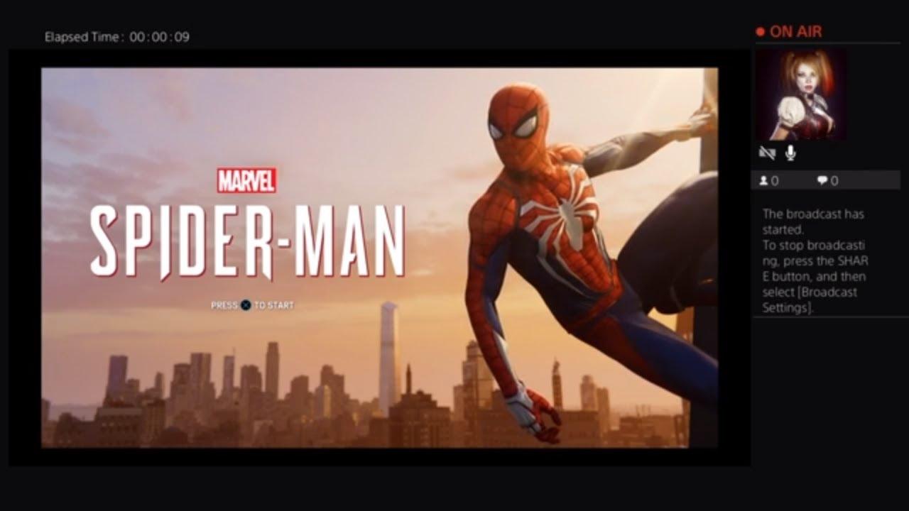 Hello New York! Spider-Man Walkthough Pt. 1