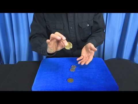 Okito Coin Box - Wonderful Coin Magic at Your Fingertips - MagicTricks.com