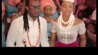 P Square's Paul & Anita Isama-Okoye Traditional Wedding