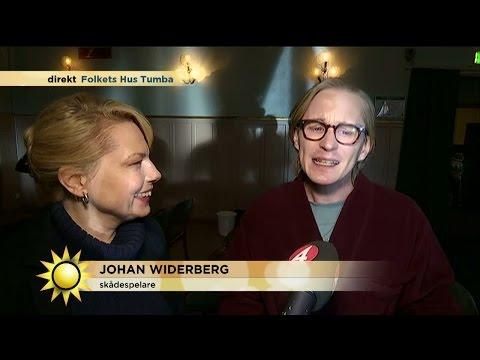 Johan Widerberg gillar inte Helena Bergströms morgonpigga sida  Nyhetsmorgon TV4