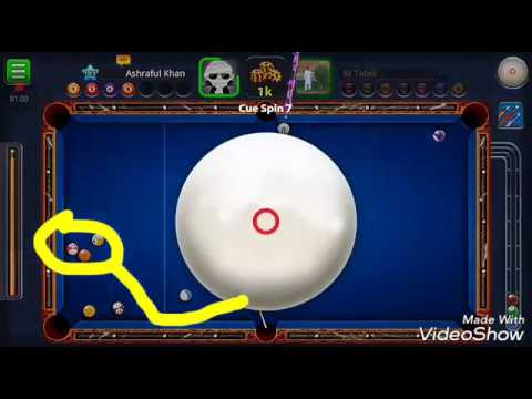 Android pool game skill