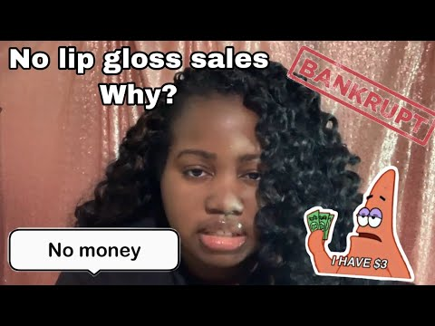 THE REASON WHY LIP GLOSS BUSINESSES ARE NOT GETTING SALES