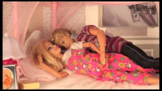 Baby Shower - A Barbie parody in stop motion *FOR MATURE AUDIENCES*