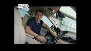 Тест-драйв BMW (БМВ) 5 Touring (AutoTurn.ru)