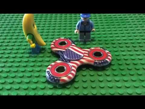 Fidget Spinner (Lego)