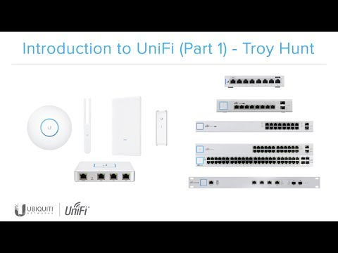 Introduction to UniFi (Part 1): Why UniFi - Troy Hunt